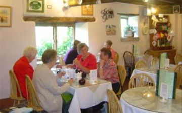 Tea Rooms Nearby To Our Luxury Self Catering Accommodation